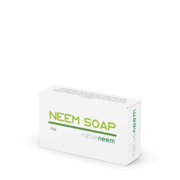 Native Neem 苦楝皂(100克) - 人用